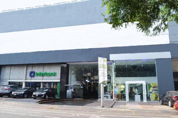 Alquiler de Oficinas en San Isidro