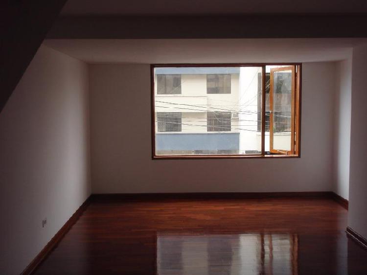 Alquilo Departamento San Isidro Conde de La Monclova