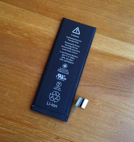 Bateria iPhone 5s 100% Original Repuesto Cero Cargas Nuevas
