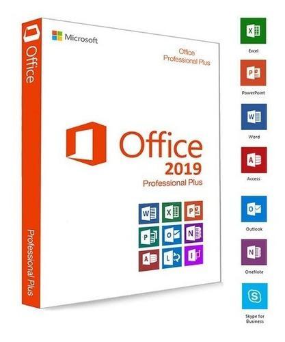 Microsoft Office 2019 Professional Plus - Genuina - Lifetime