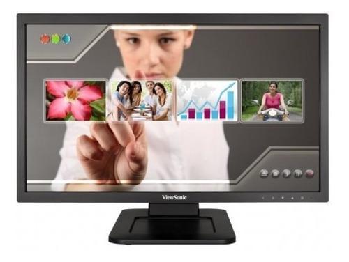 Monitor Viewsonic 24 Pulgadas Pantalla Tactil Modelo Td2421