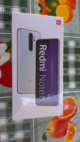 Redmi Note 8 Pro 6gb Ram 128gb Interna.