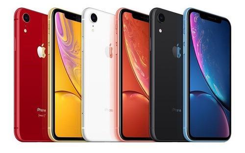 iPhone Xr - 64gb 128gb - Todos Los Colores