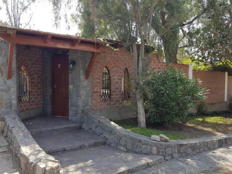 Alquilo Hermosa Casa en El Sol de La Molina
