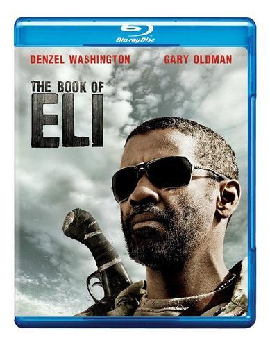 Blu Ray El Libro De Eli - Stock - Nuevo - Sellado