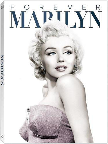 Blu Ray Forever Marilyn - Stock - Nuevo - Sellado