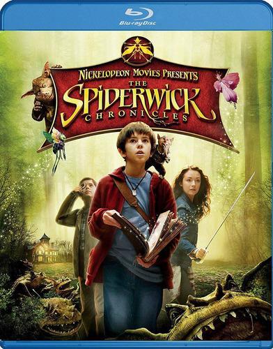 Blu Ray Las Crónicas De Spiderwick - Stock - Nuevo