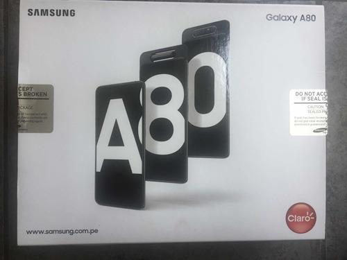Caja Nueva De Samsung A80