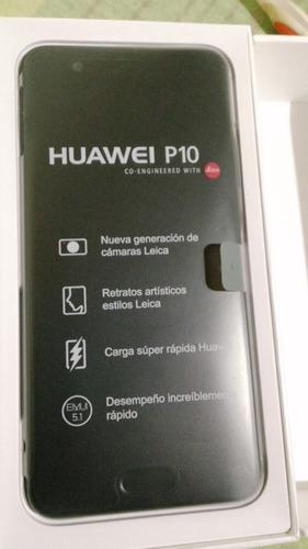 Huawei P10 Nuevo En Caja Libre De Fabrica