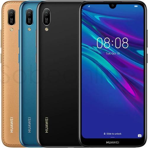 Huawei Y6 2019 L/fáb. Dual 13mp 32gb 3020mah Nuevo Sellado