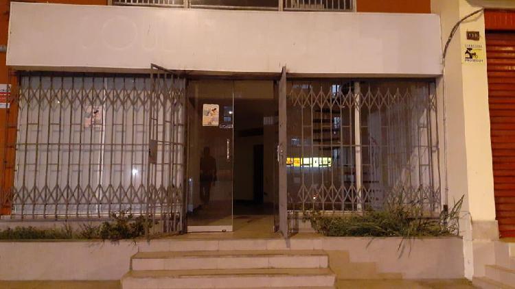 Se Alquila 1er y 2do Piso de Local Comercial en San Borja