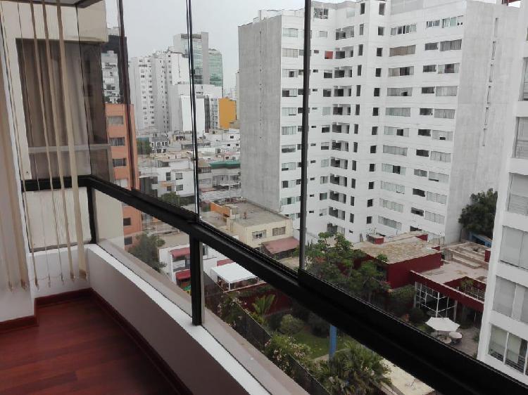 Alquilo Mini Departamento en San Isidro