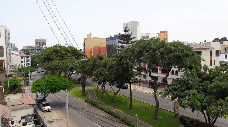 Alquiler Dpto Triplex en San Borja Sur Cd.3