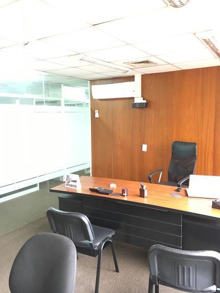 Alquiler Oficina Todo un Piso Av Larco, Zona Financiera de