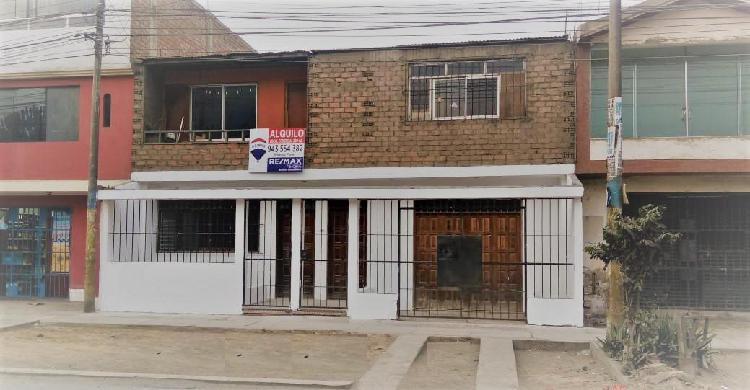Alquiler de Local Comercial en San Juan de Lurigancho