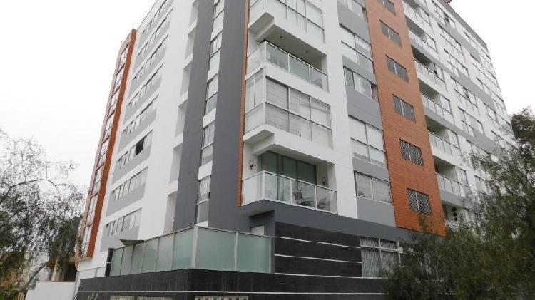 Exclusivo Departamento en Alquiler Ubicado en San Borja