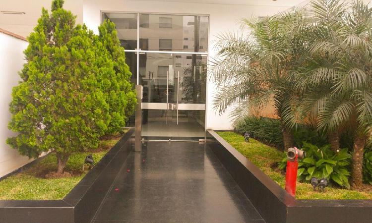 Alquilo Lindo y Exclusivo Departamento en Miraflores