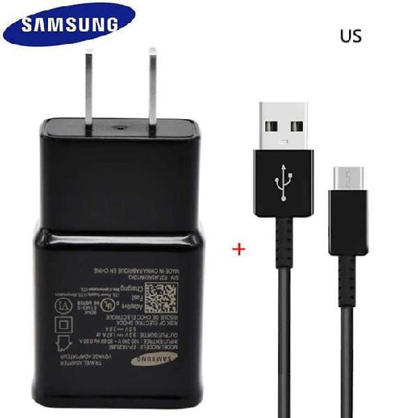 Cargador Samsung Carga Rapida Tipo C S8, S9 Original