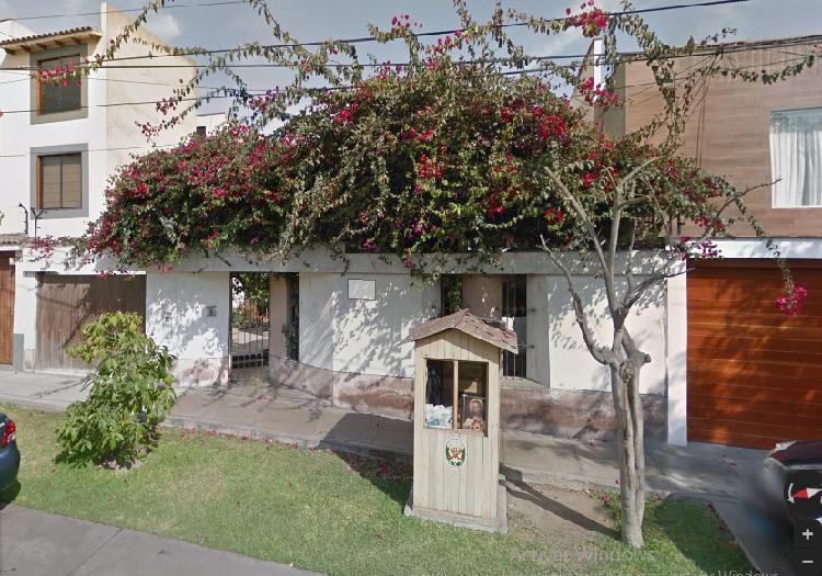 Ic - 6 / Venta de Terreno Residencial en San Isidro - Raul