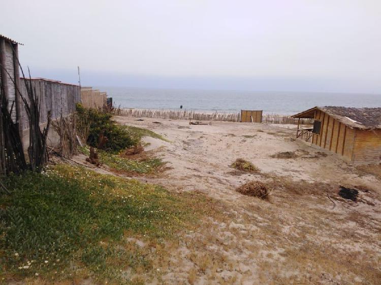 Se Vende Terreno Comercial Frente Al Mar en Canoas de Punta