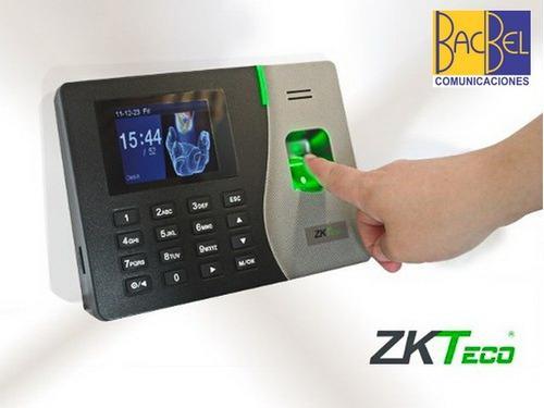 Zkteco - Control Lector Biométrico Asistencia Huella K20