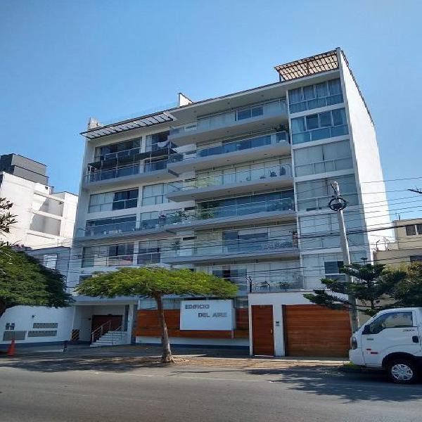 Alquilo Amplio Departamento en San Isidro