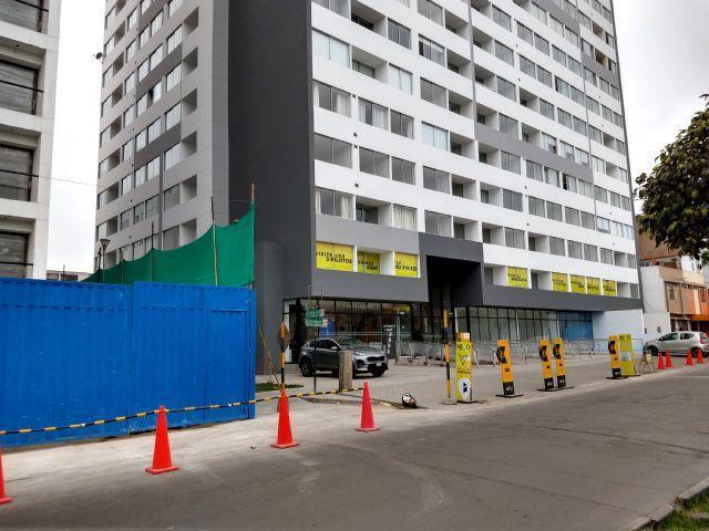 Alquilo Oficina 1er Piso, 55 m², Surquillo, Av Vista a