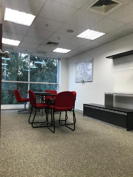 Alquilo Oficina Amoblada en Miraflores