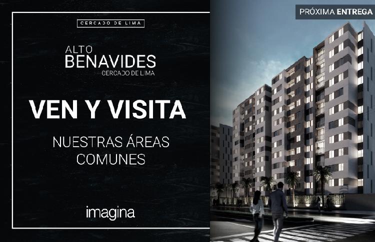 Alto Benavides - Cercado de Lima