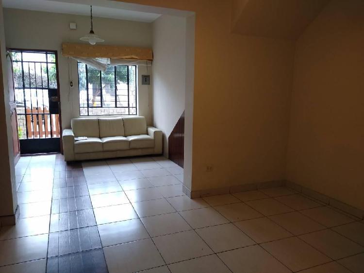 Magdalena Vendo Casa Primer Piso - 2 Dorm. - Remodelada -