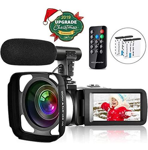 Video Camera Camcorder Vlogging Camera For Ytbe Full Hd 2.7k