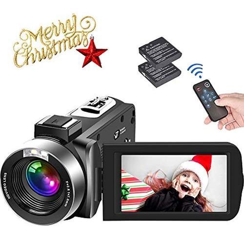 Videocámara Full Hd 1080p 30fps Cámara De Videocámara