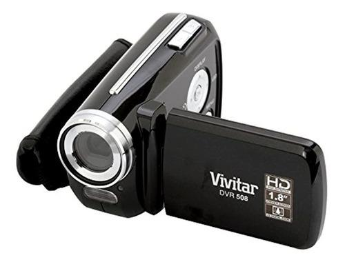 Vivitar 12 mp Videocámara Digital Con Cámara De Video