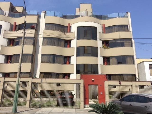 Alquiler de Departamento en San Borja 3 Dorm.
