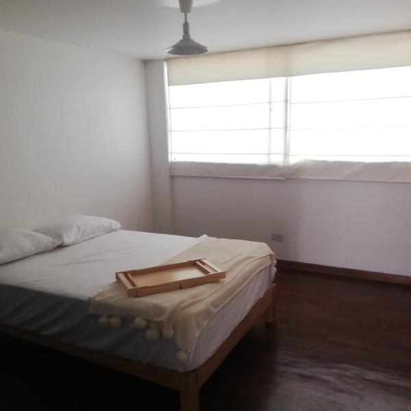 Alquiler de Habitación con Baño Privado en Miraflores a