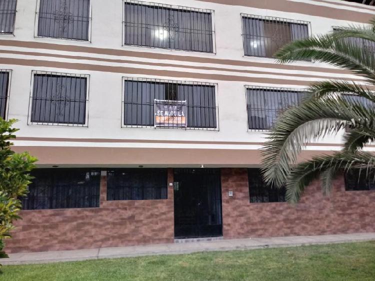 Alquilo Departamento /3dorm/92 m² / Tottus / Canta Callao
