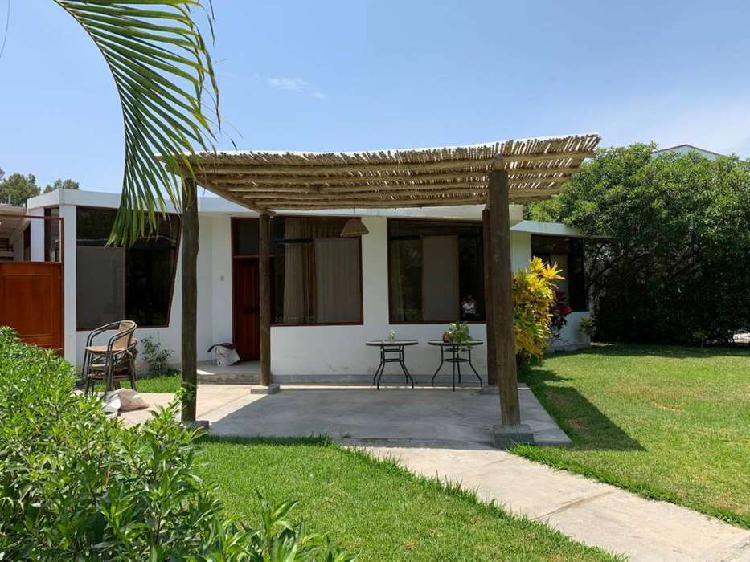 Alquilo Hermosa Casa de Campo en Chincha
