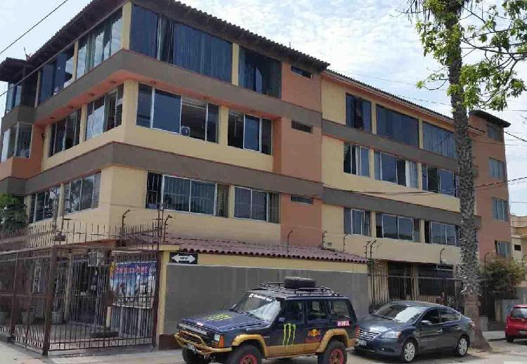 Alquilo Oficina en San Borja