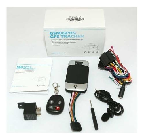 Gps Rastreador Vehicular Un Solo Pago 303g Gsm/sms