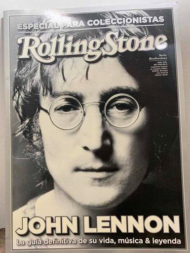 John Lennon Especial De Rolling Stone Para Colección