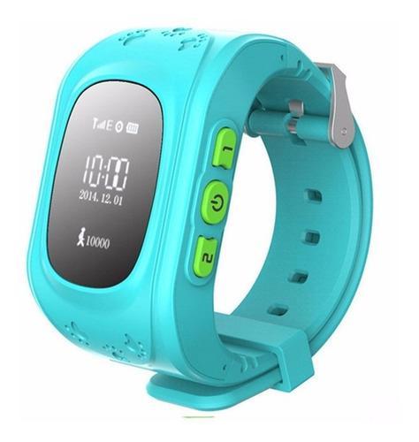 Reloj Celular Gps /con Localizador,rastreador Para Niño,sos