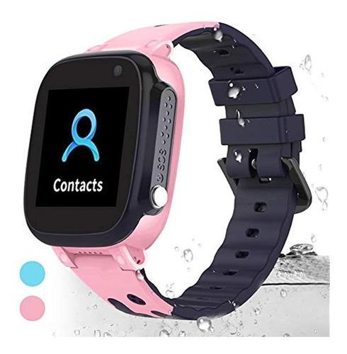 Reloj Inteligente Gps Waterproof Tactil Camara Alarma Huawis