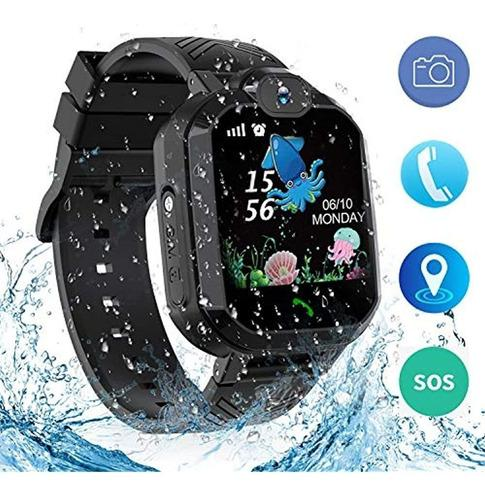 Reloj Telefono Waterproof Tactil Gps Camara Pantalla Táctil
