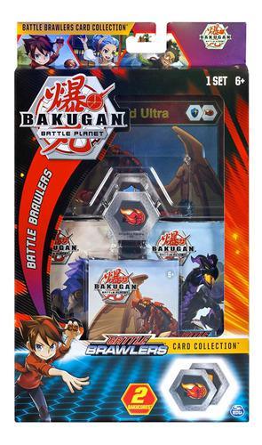 Bakugan Dragonoid Kit De Cartas Y Material De Colección Usa
