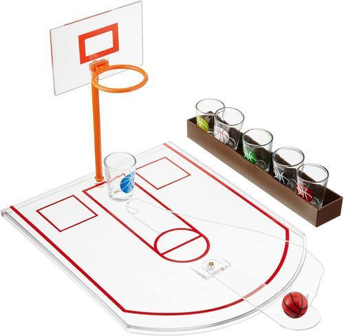 Basketball Shots Game, Juegos De Mesa, Basketball Con Vasos