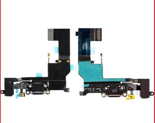Cable Flex Dock Puerto Carga Repuesto iPhone 5 Se Jack Audio