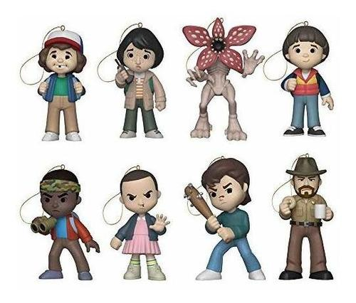 Funko Stranger Things Holiday Ornaments Collection (juego De