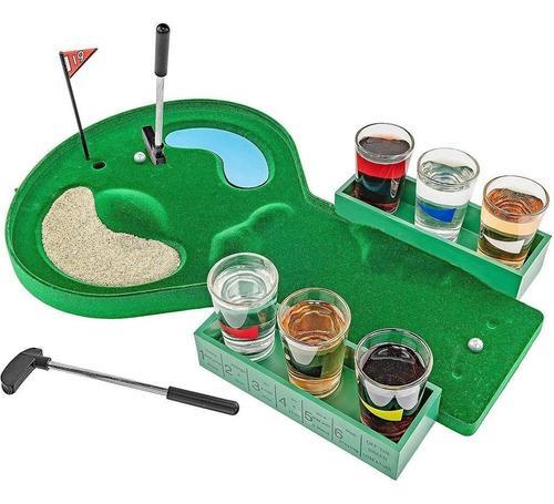 Golf Drinking, Juegos De Mesa, Juegos Para Jovenes!!!