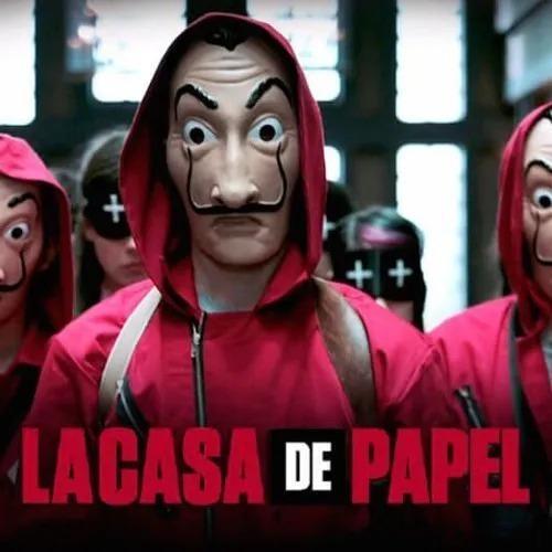 La Casa De Papel Temporada 1 2 3 Y 4 Hd En Español. Gratis