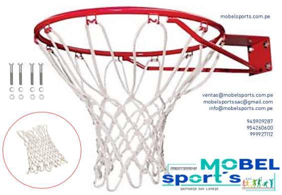 Aro de basquet recreativo